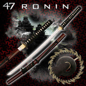 47 Ronin Movie Swords