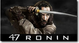47 Ronin Swords