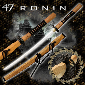 47 Ronin Tengu Swords