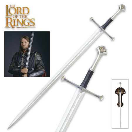 Anduril Swords