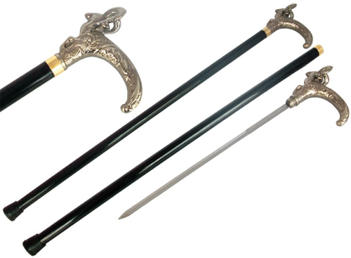 Aries Sword Canes