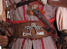 Assassin's Creed Body Belt and Baldric