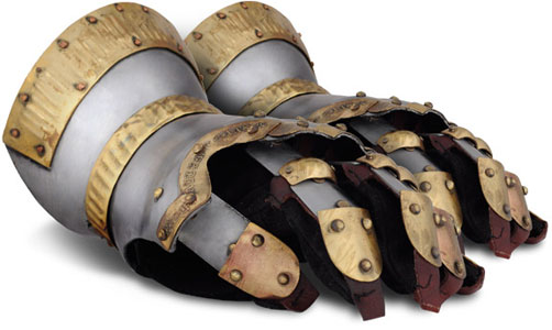 Churburg Gauntlets