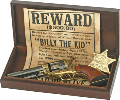 Billy the Kid Western Replicas