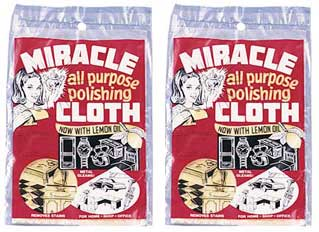 Miracle Cloth: Blade Polishing Cloth