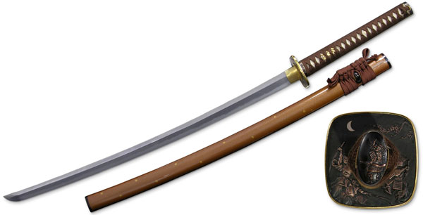 Bushido Katana Swords
