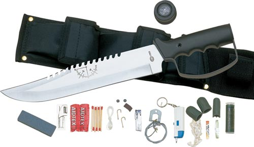 Bushmaster Survival Knives