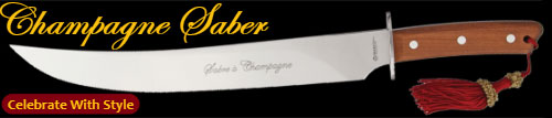 Champagne Saber for Sale
