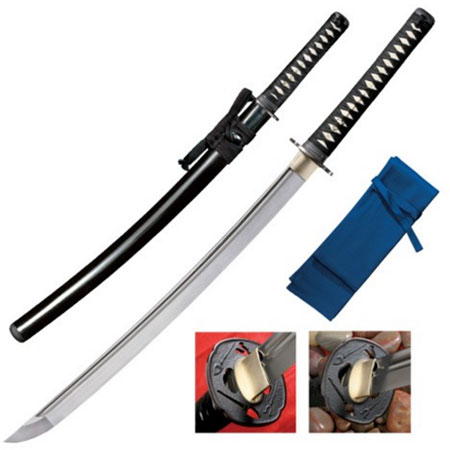 Cold Steel Chisa Swords