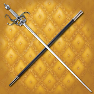 Christus Imperat Rapier Swords