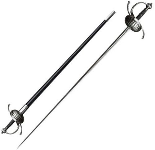 Cold Steel Fencing Rapier