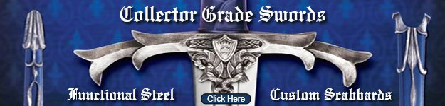 Collector Grade Swords