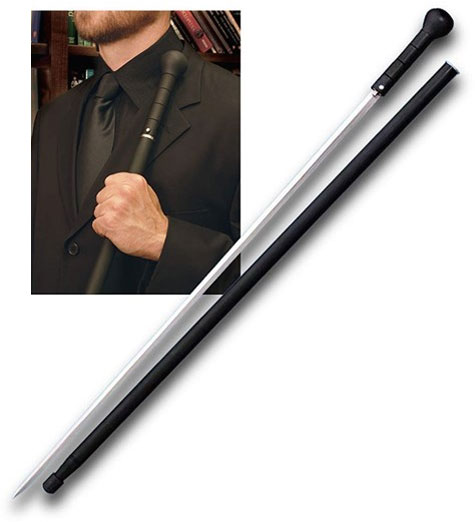 Dark Knight Sword Cane