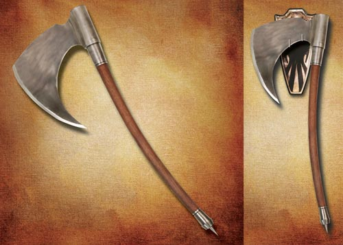 Death Dealer Axes