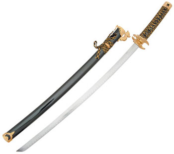 Dragon Katana Swords