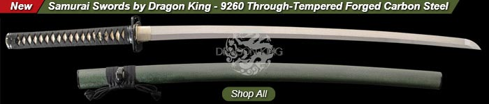 Dragon King Katana Swords