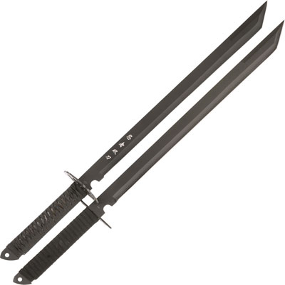 Dual Ninja Swords Set for Sale