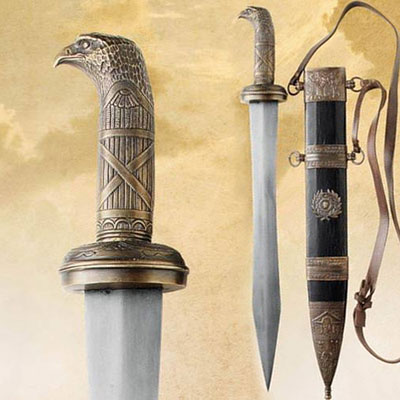 Roman Eagle Swords