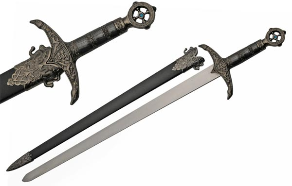 Medieval Earl of Scotland Swords