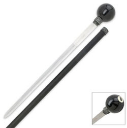 Eightball Sword Canes