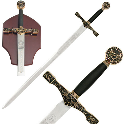 Medieval Excalibur Swords