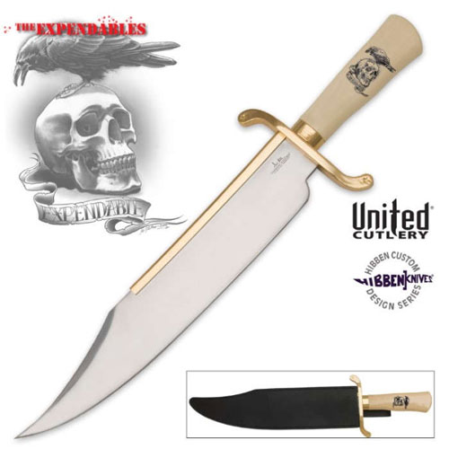 The Expendables Bowie Knife