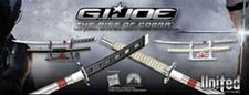 GiI Joe Movie Swords