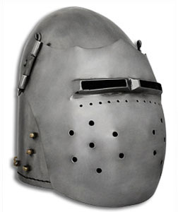 Great Fighting Bascinet Helmet