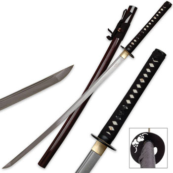 Damascus Samurai Swords