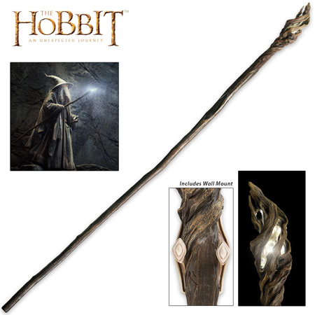 The Hobbit Gandalf Staff