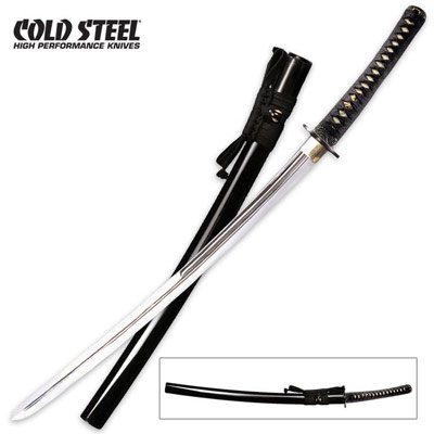 Imperial Double Edge Katana Swords