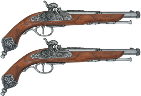 Flintlock Display Replicas