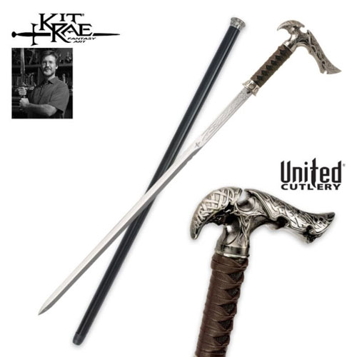 Kit Rae Sword Canes