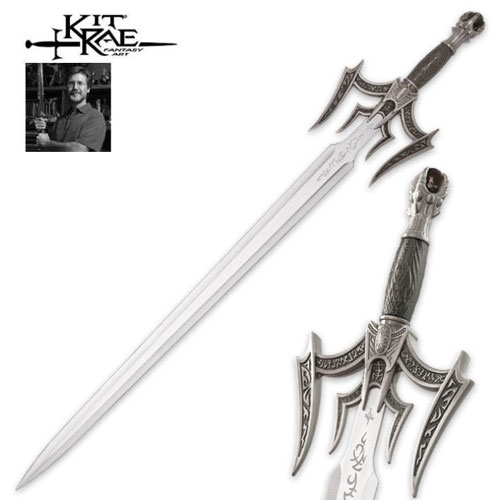 Kit Rae Luciendar Swords