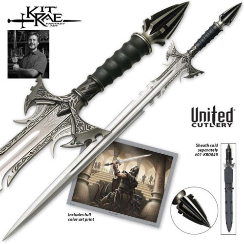 Kit Rae Sedethul Swords
