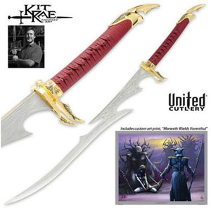 Kit Rae Vorenthul Sword of Avonthia Gold Edition