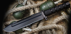 Survivalist Z - AUS-8 Knife