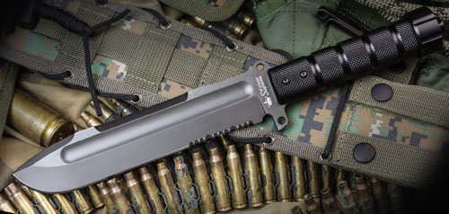 Survivalist Z Knife
