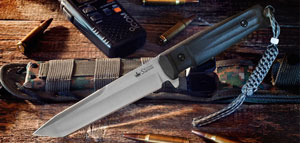 Aggressor D2 Steel Knife