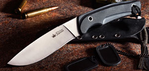 Savage D2 Steel Knife