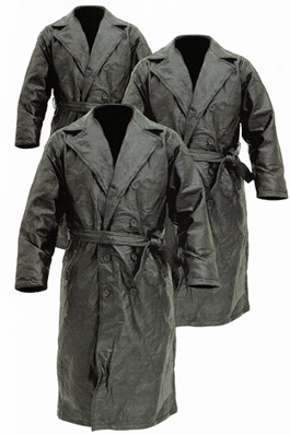 Black Trench Coats