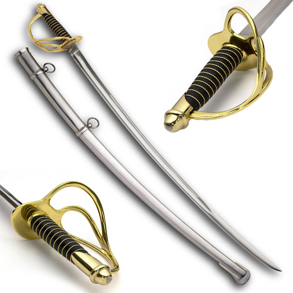 1860 Light Cavalry Swords