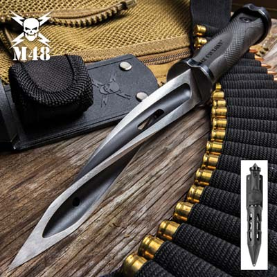 M48 Cyclone Boot Knife