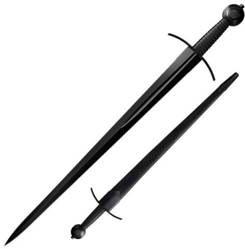 Cold Steel Man At Arms Medieval Arming Swords