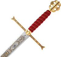 Catholic King Swords
