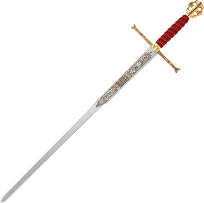 Marto Catholic King Swords