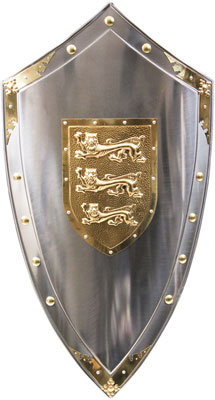 Marto King Richard the Lionheart Shield