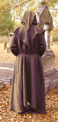 Medieval Robe in Brown
