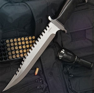 Military Survival Knives
