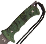 Military Bowie Green Camo